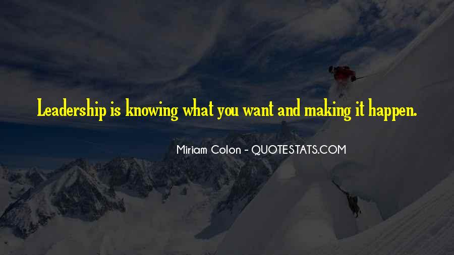 Knowing Yourself Leadership Quotes #1530176