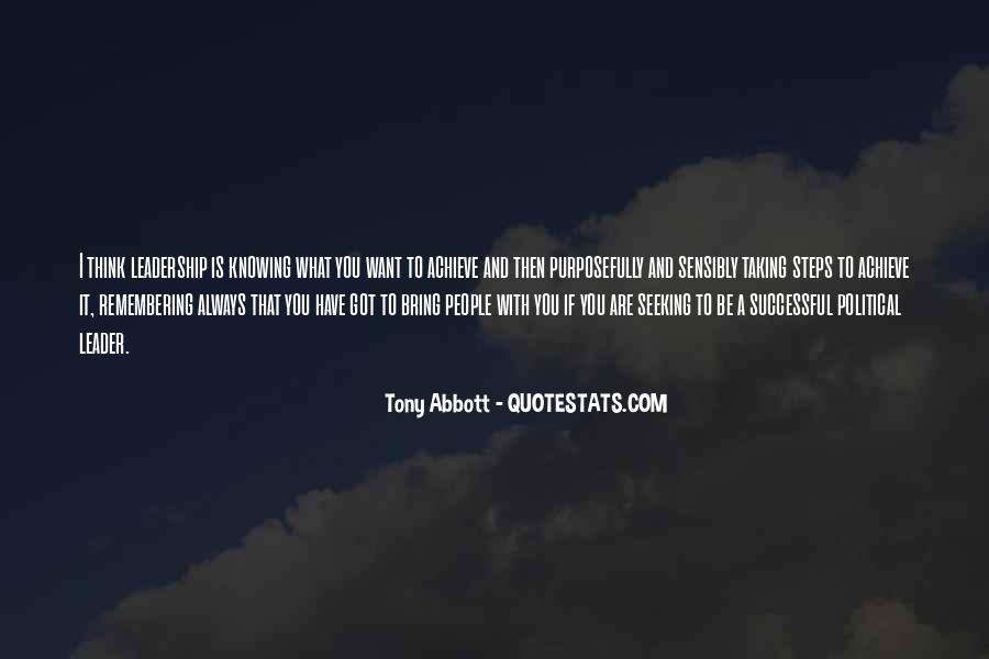 Knowing Yourself Leadership Quotes #256827
