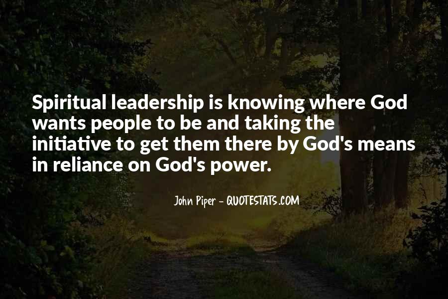 Knowing Yourself Leadership Quotes #312609