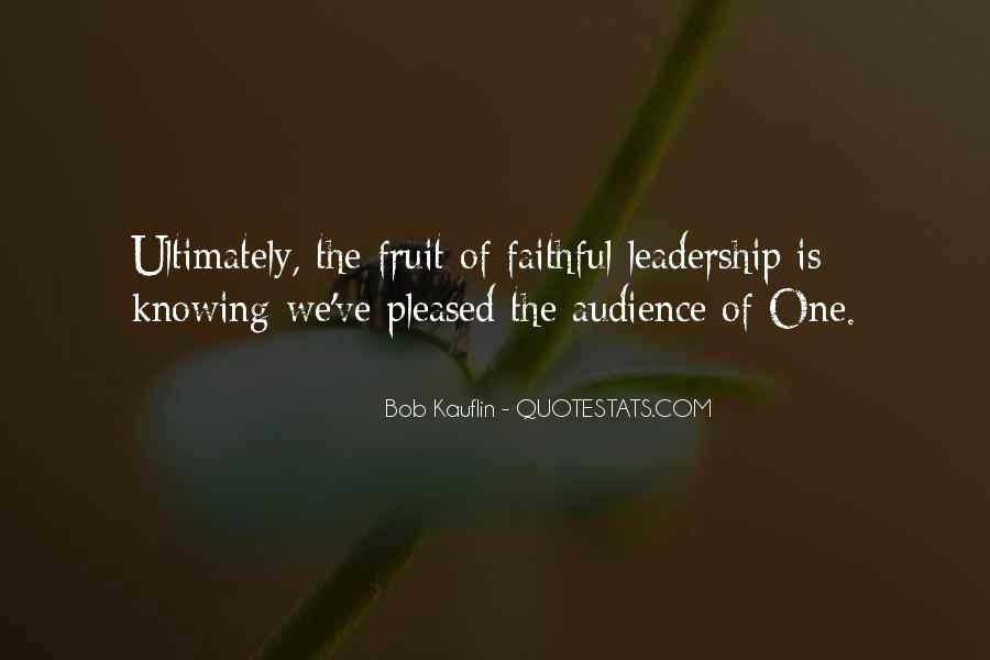 Knowing Yourself Leadership Quotes #50043