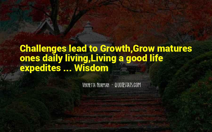 Quotes About Educational Growth #1470919