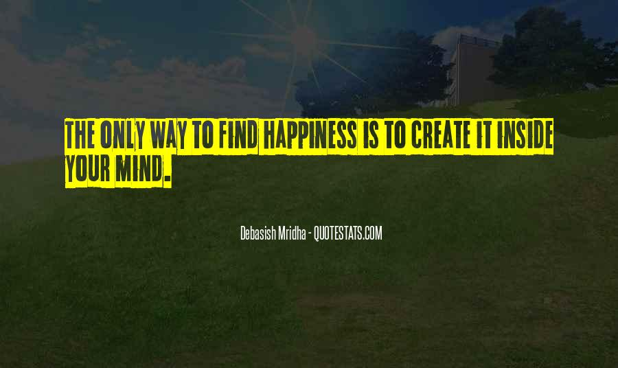 Knowledge Is Happiness Quotes #78828