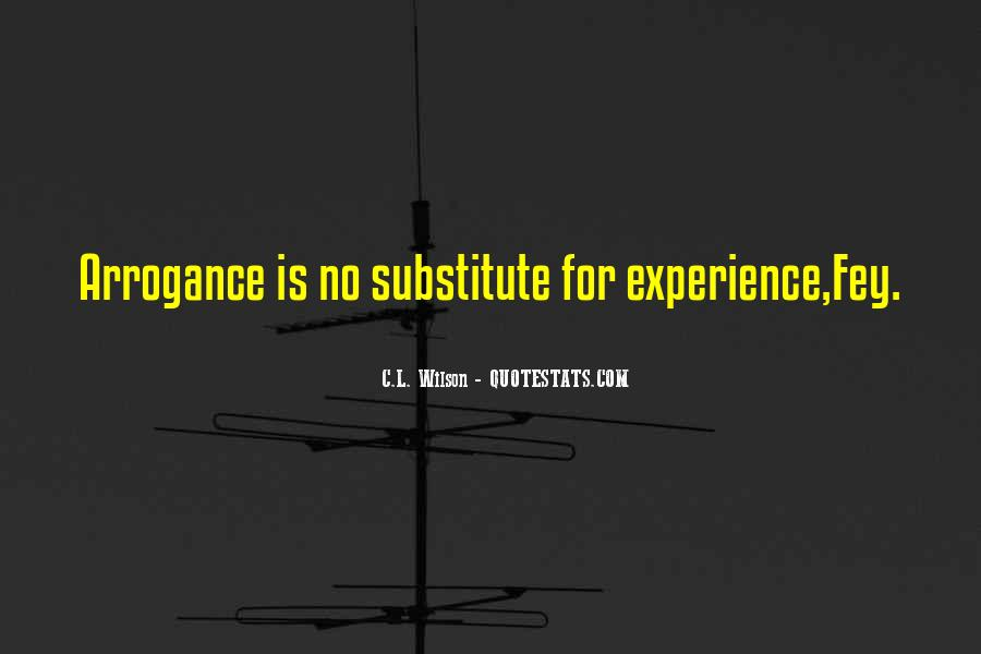 Knowledge Versus Experience Quotes #66082