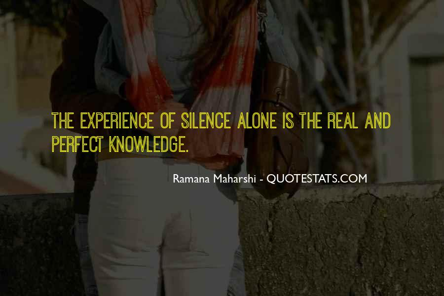 Knowledge Versus Experience Quotes #87226