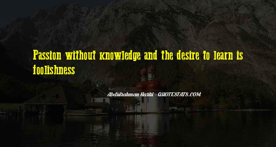 Knowledge Without Quotes #198070
