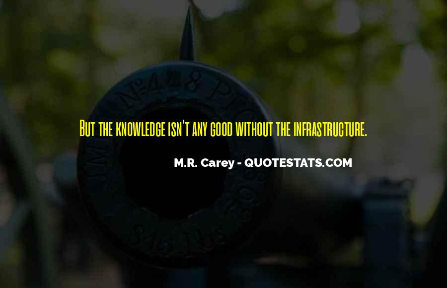 Knowledge Without Quotes #210824