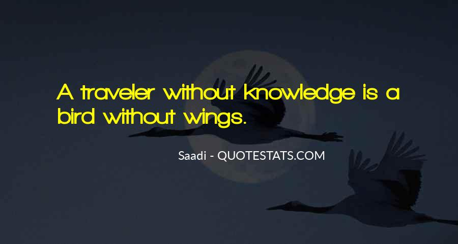 Knowledge Without Quotes #230710