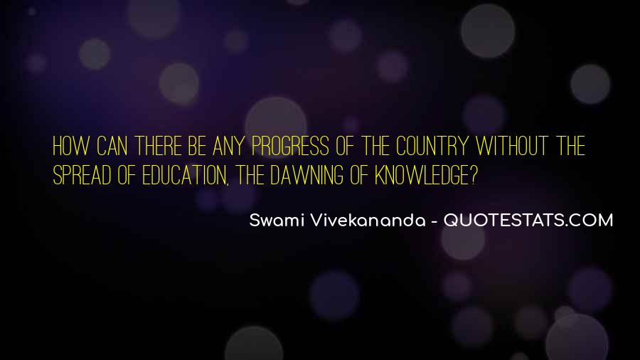 Knowledge Without Quotes #246250