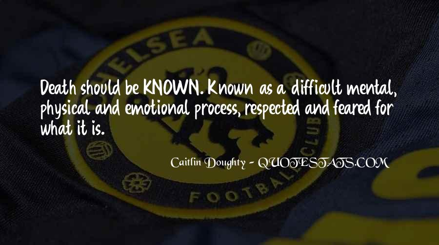 Known For Quotes #18905