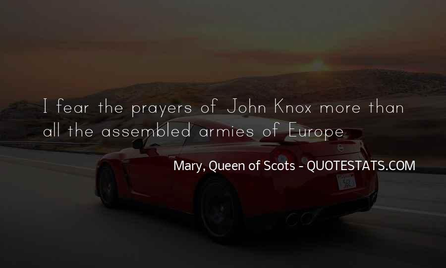 Knox Quotes #288611
