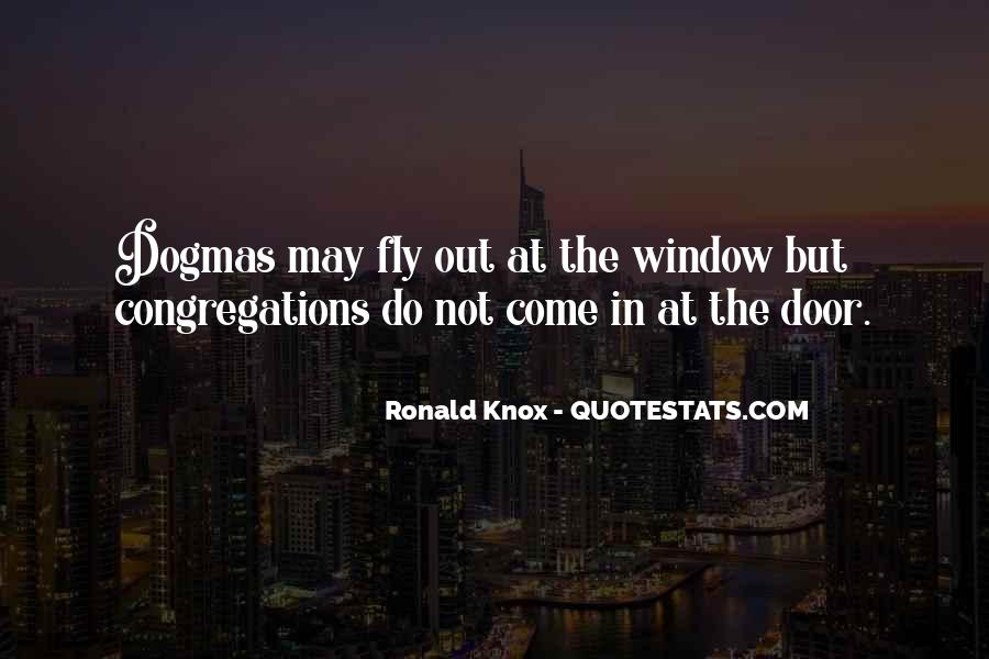 Knox Quotes #400021