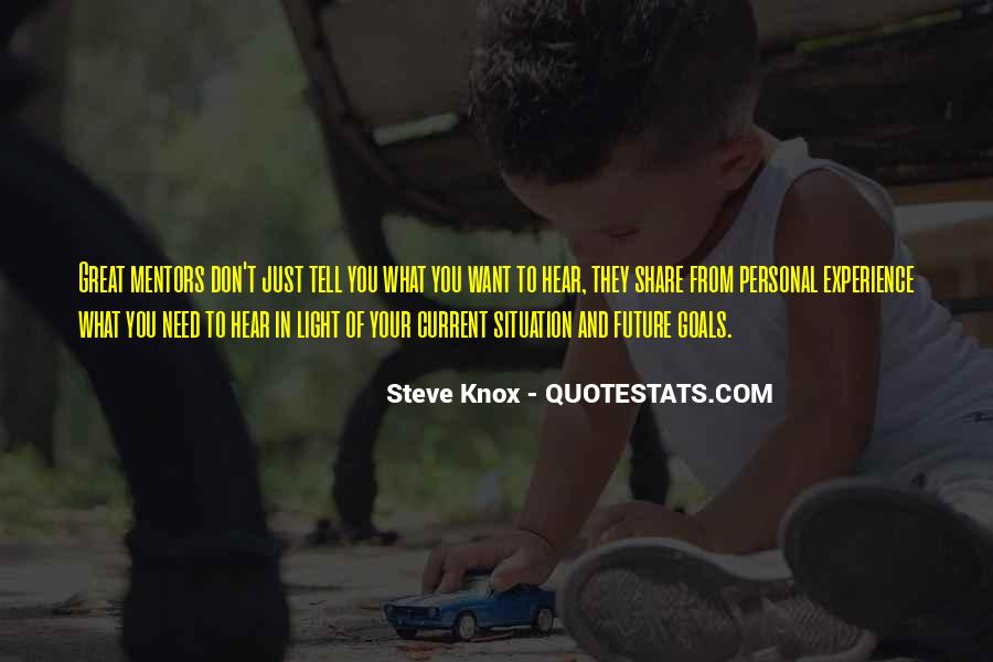 Knox Quotes #590142