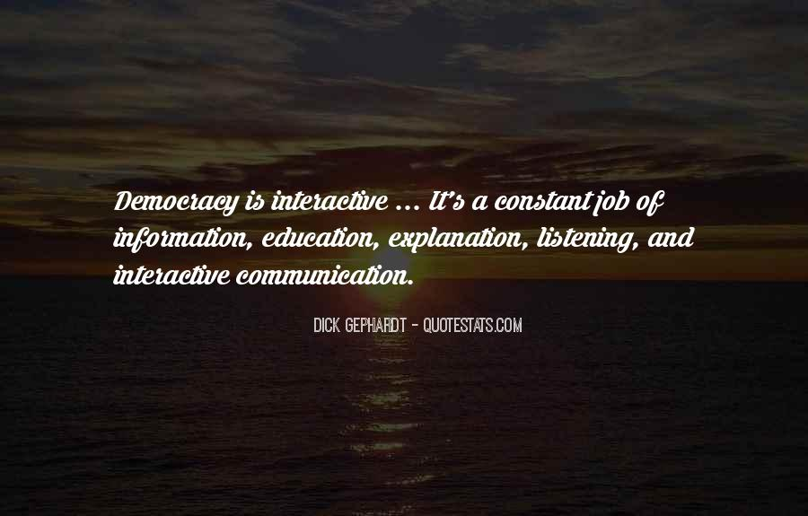 Quotes About Education And Their Explanation #481050