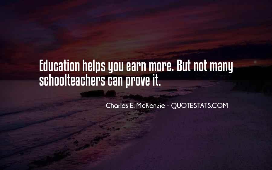 Quotes About Education And Helping Others #1096800