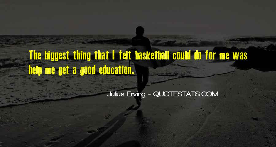 Quotes About Education And Helping Others #1182471