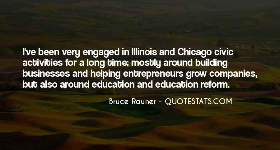 Quotes About Education And Helping Others #44724