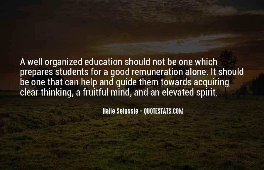 Quotes About Education And Helping Others #488710