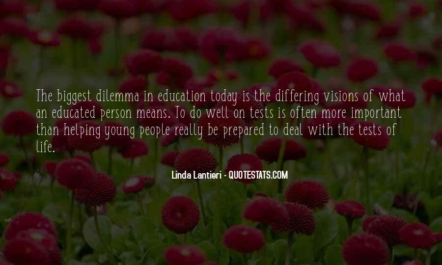 Quotes About Education And Helping Others #549242