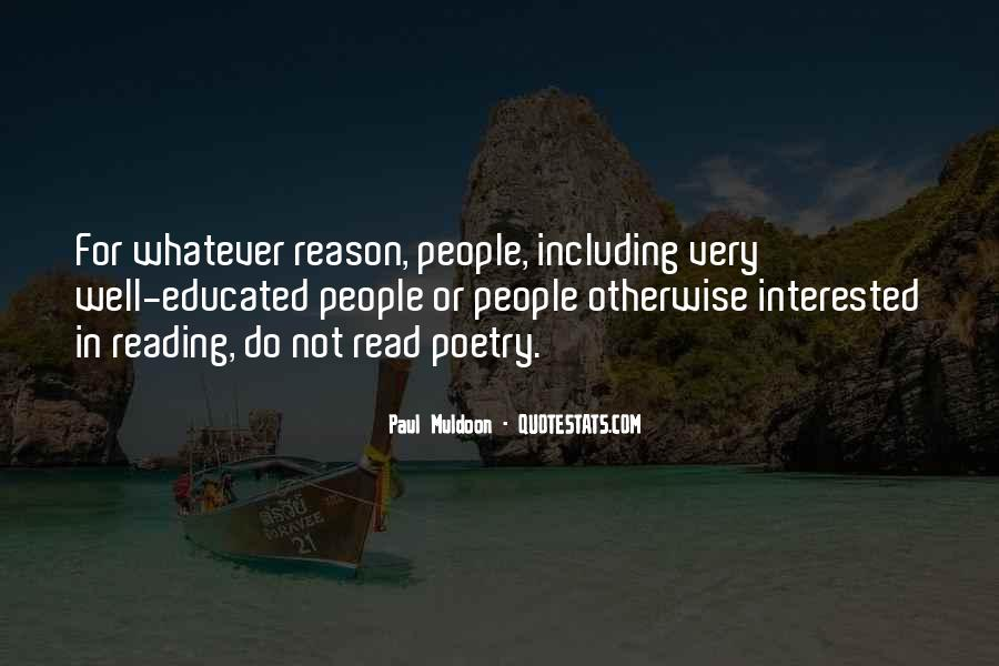 Quotes About Educated People #108218