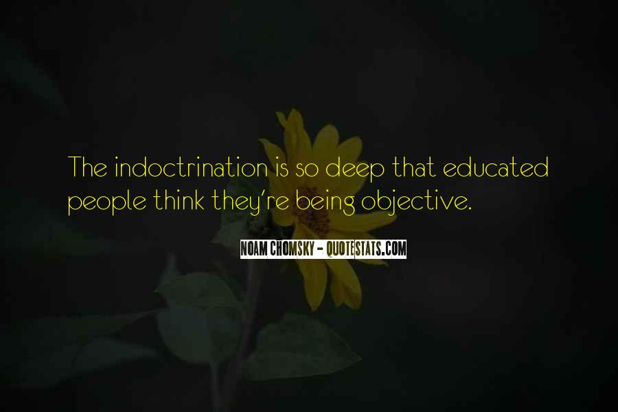 Quotes About Educated People #126875