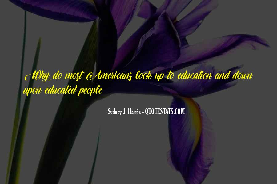 Quotes About Educated People #187839