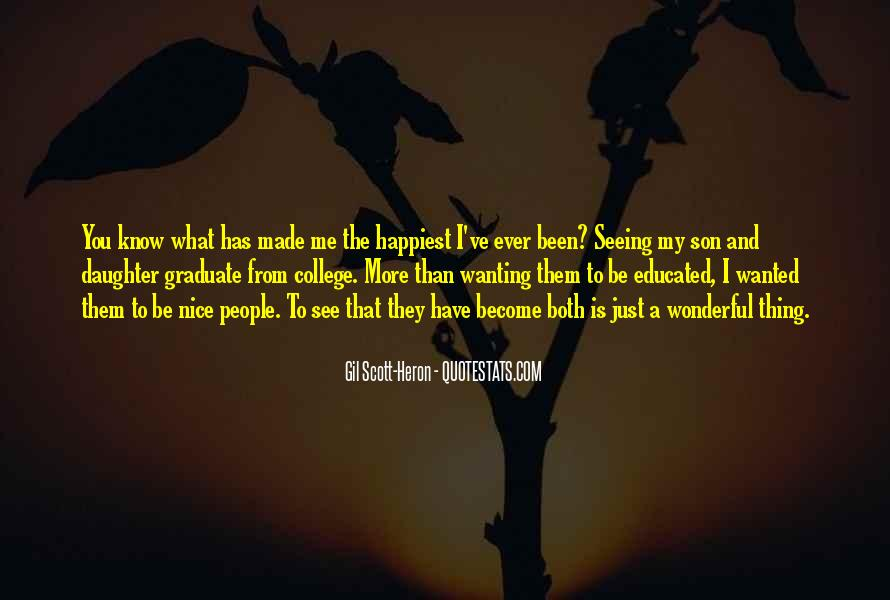Quotes About Educated People #200043