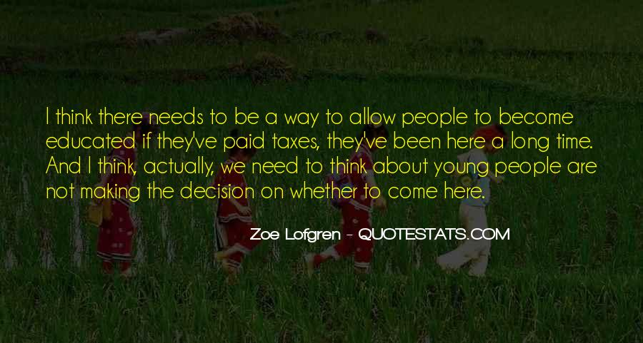 Quotes About Educated People #300025