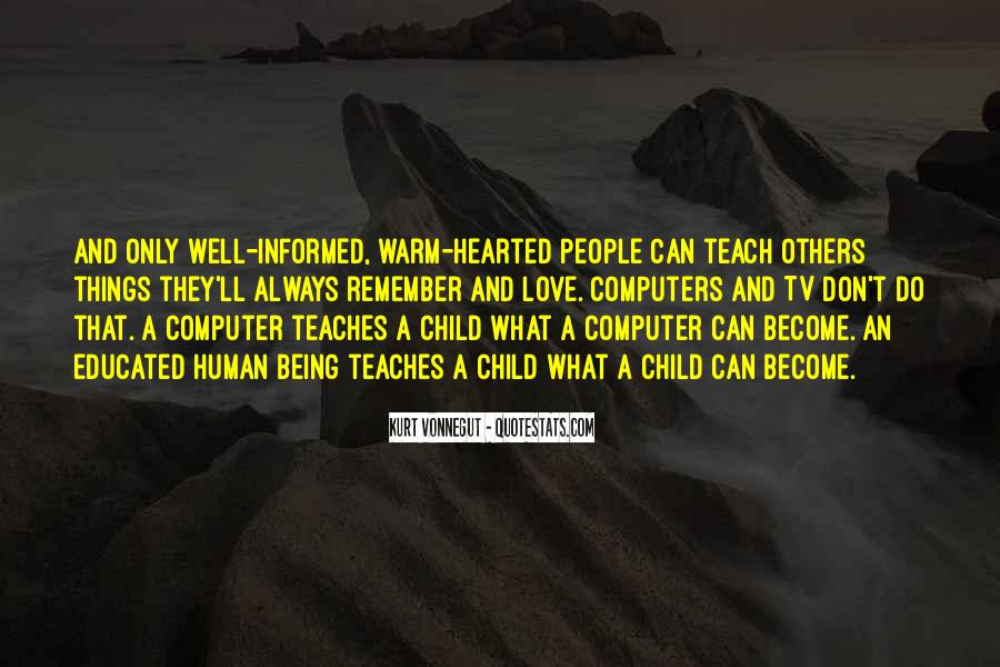 Quotes About Educated People #325745