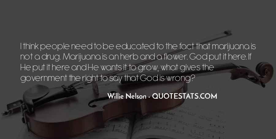 Quotes About Educated People #352628