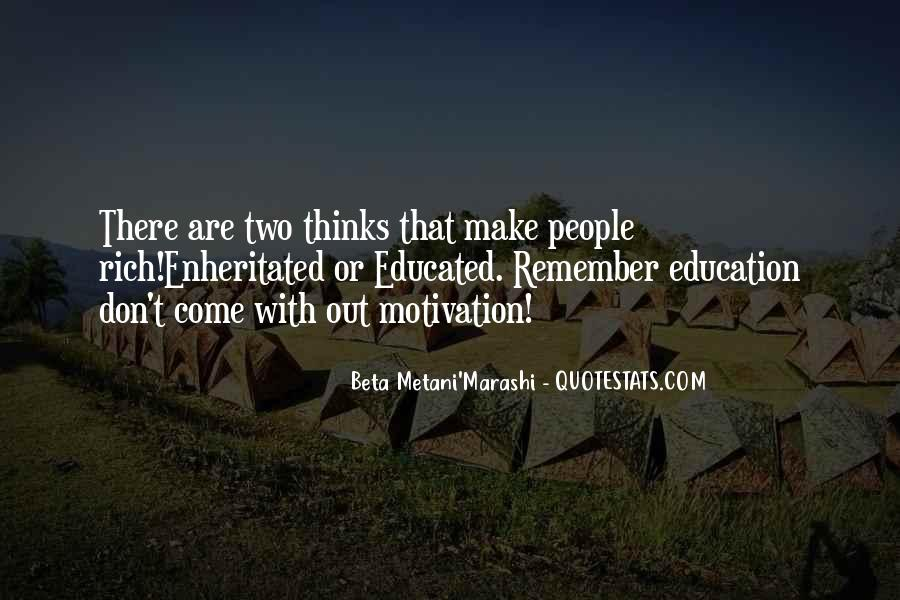 Quotes About Educated People #399572