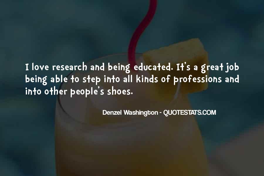 Quotes About Educated People #431184