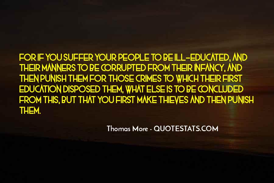Quotes About Educated People #513477