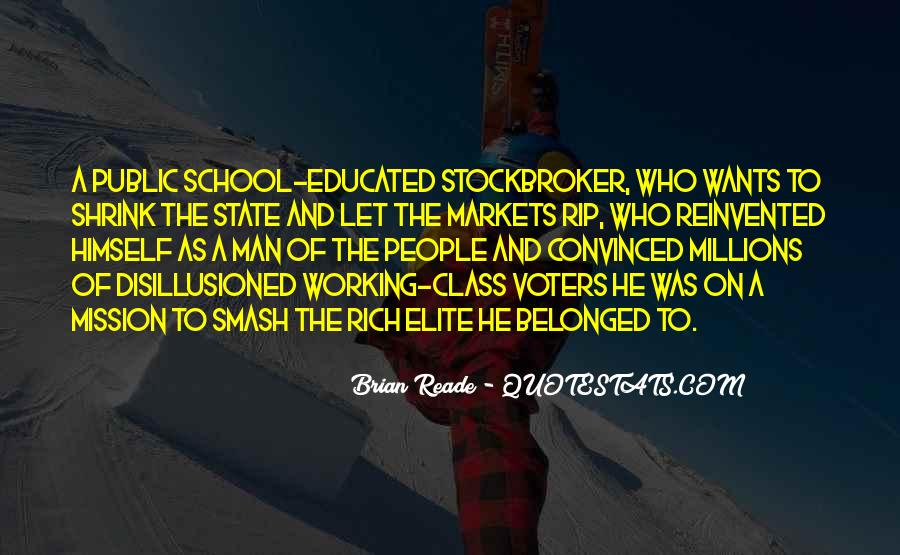 Quotes About Educated People #578783