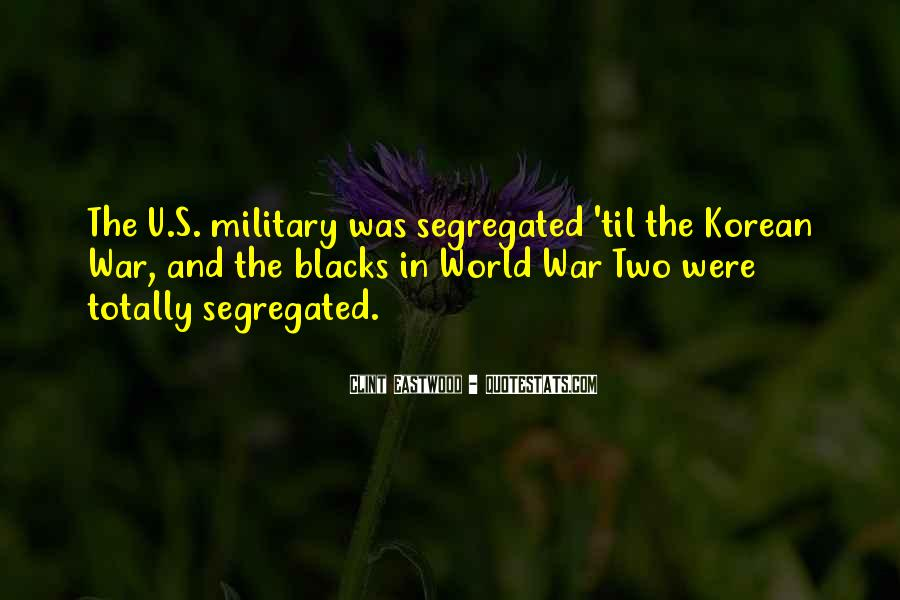 Korean War Military Quotes #1842225