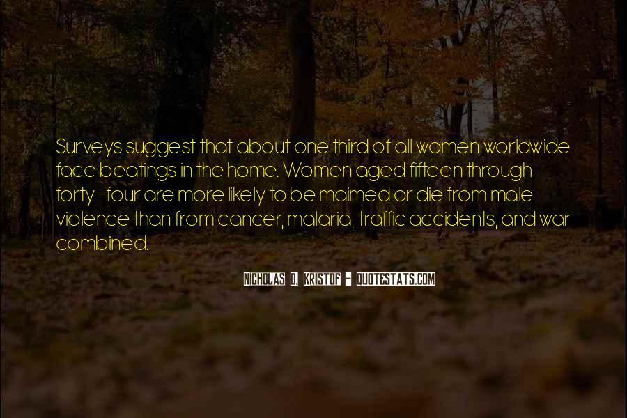 Kristof Quotes #11479
