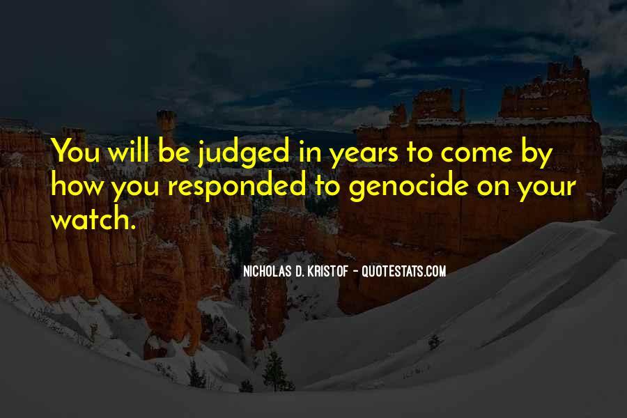 Kristof Quotes #218305