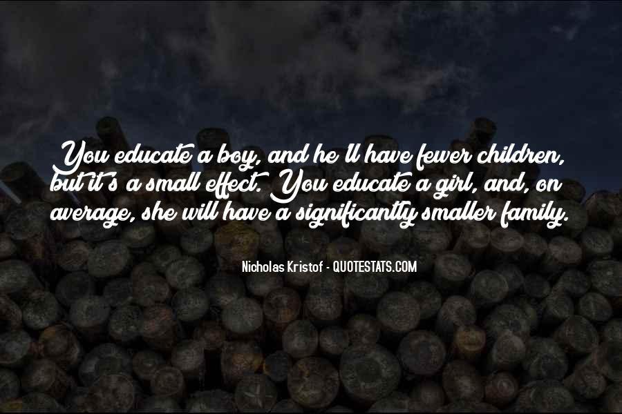 Kristof Quotes #23918