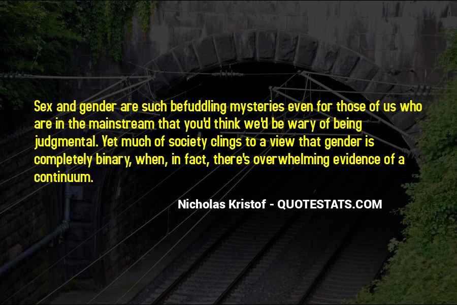 Kristof Quotes #247821