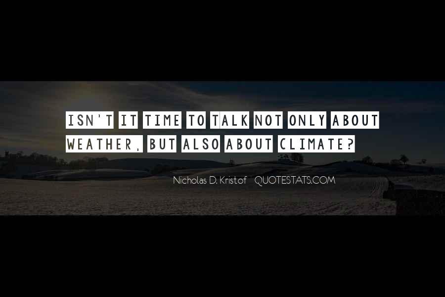 Kristof Quotes #274568