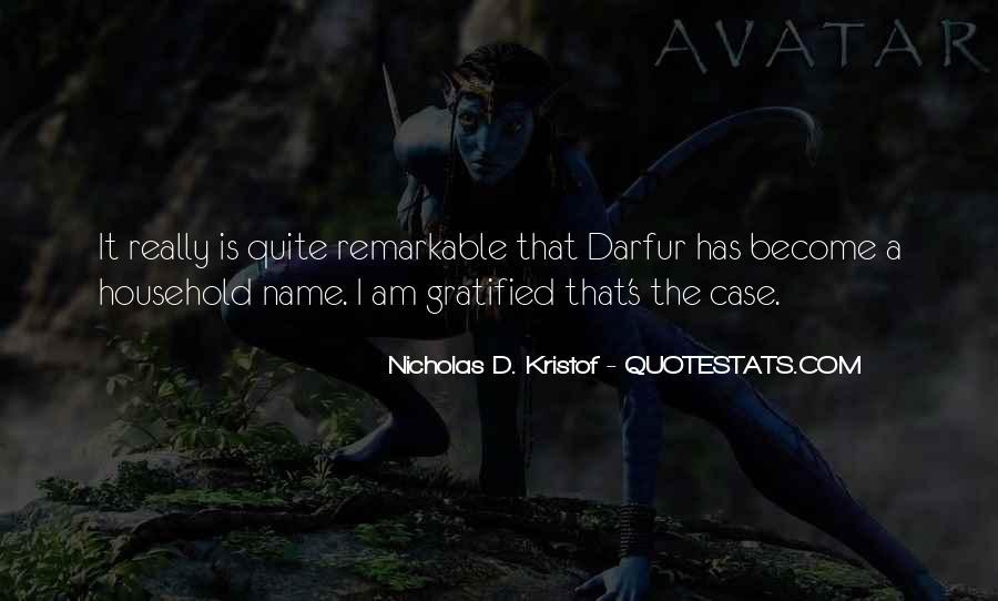 Kristof Quotes #363900