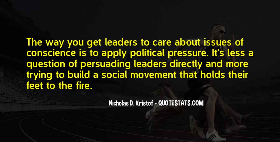 Kristof Quotes #453283