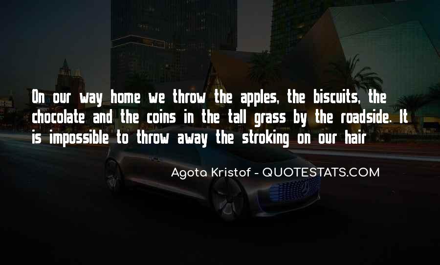 Kristof Quotes #476346