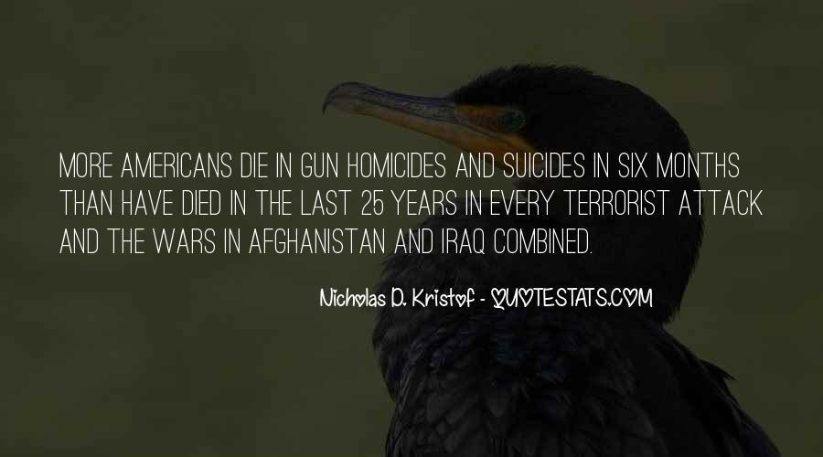 Kristof Quotes #541996