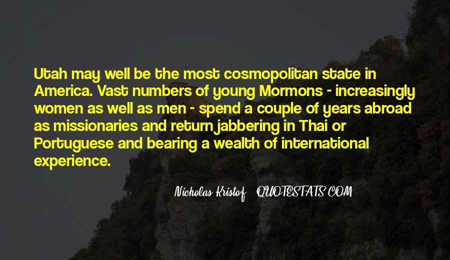 Kristof Quotes #59493
