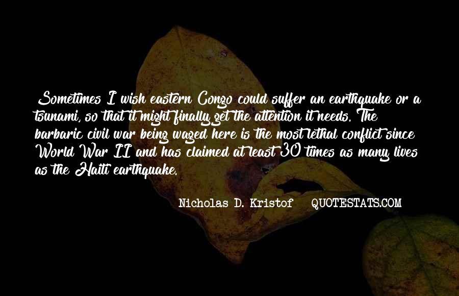 Kristof Quotes #597940