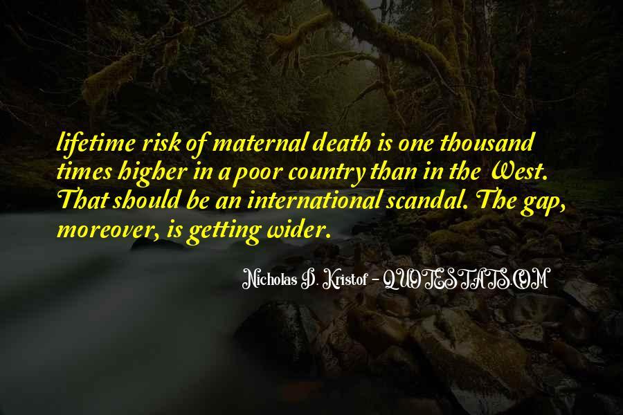 Kristof Quotes #600171