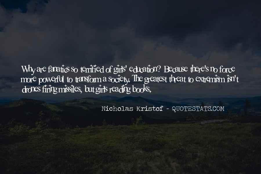 Kristof Quotes #608518
