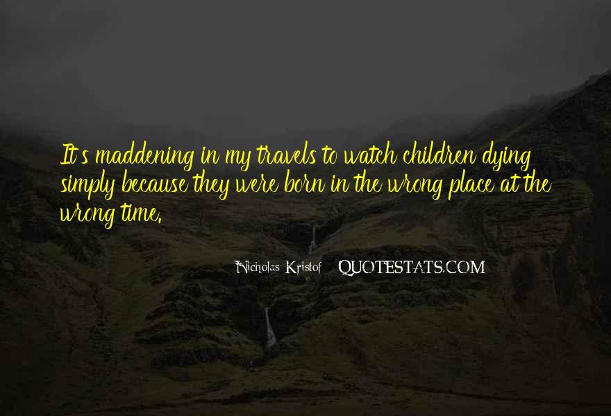 Kristof Quotes #651775