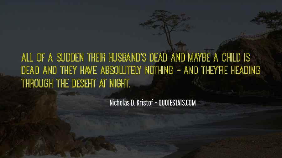 Kristof Quotes #672195