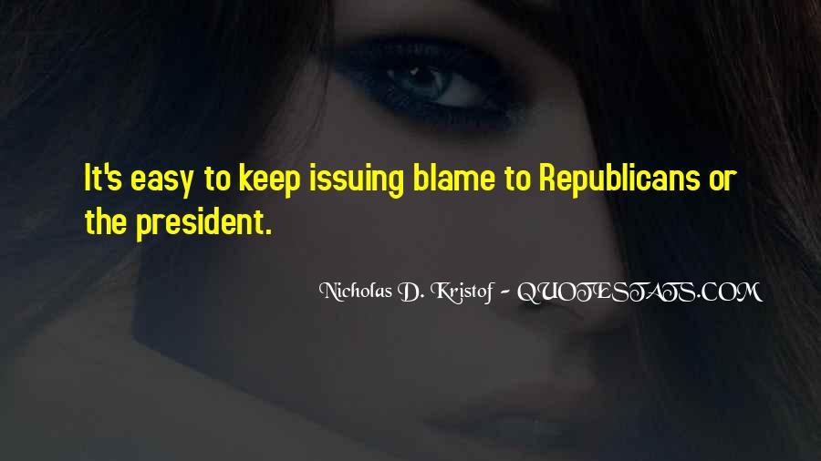 Kristof Quotes #706427